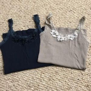 Abercrombie & Fitch Tank Tops